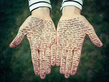 writing_on_hands