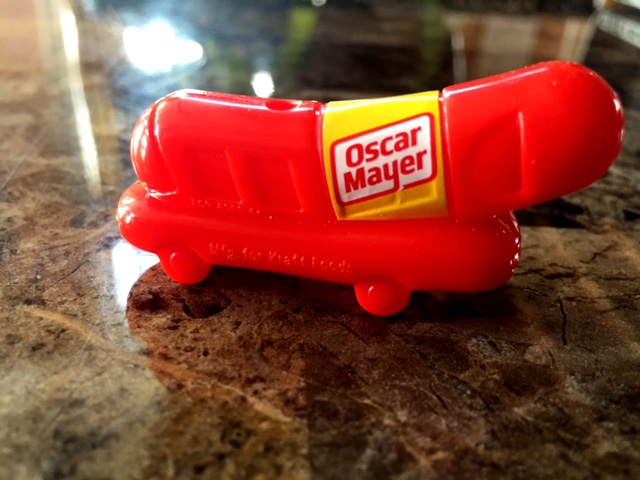 Wish Oscar Mayer Weiner on oscar mayer wiener whistle