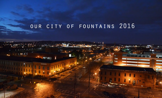 Our City of Fountains
