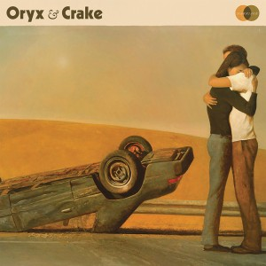 """Marriage"", painting by Bo Bartlett, is Oryx & Crake's latest album."