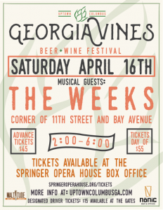 Georgia-Vines-Flyer-Outline