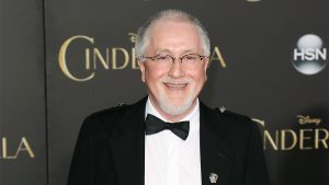 "HOLLYWOOD, CA - MARCH 01: Composer Patrick Doyle attends the premiere of Disney's ""Cinderella"" at the El Capitan Theatre on March 1, 2015 in Hollywood, California. (Photo by David Livingston/Getty Images)"